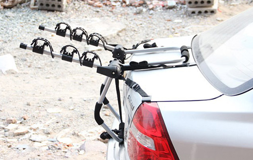 cykelställ bil utan dragkrok
