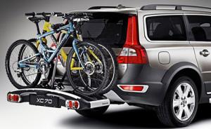 Cykelhållare för Volvo
